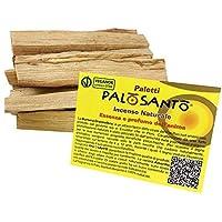 Palo Santo Legnetti - Palo Santo Incenso Originale in Paletti - Confezione convenienza 100 Gr. - Legno Naturale 100% Bursera Graveolens Perù