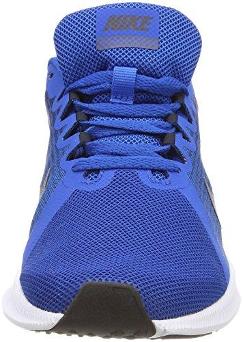 Nike Downshifter 8, Scarpe Running Uomo Blu (Blue Nebula/dark Obsidian-navy-white-black 401)