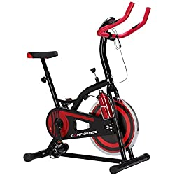 Confidence Indoor Cycling Exercise