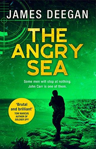 The Angry Sea (John Carr, Book 2) (English Edition)