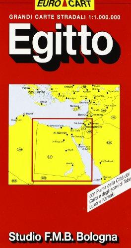 Egitto 1:1.000.000 (Euro Cart)