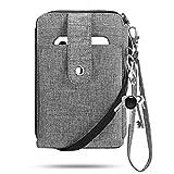 Vemingo Reiseorganizer Tasche Ausweistasche mit RFID Blocker