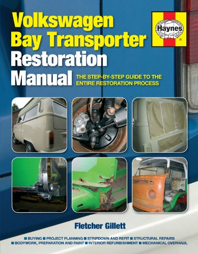 Volkswagen-Bay-Transporter-Restoration-Manual-Restoration-Manuals-Haynes-Restoration-Manuals