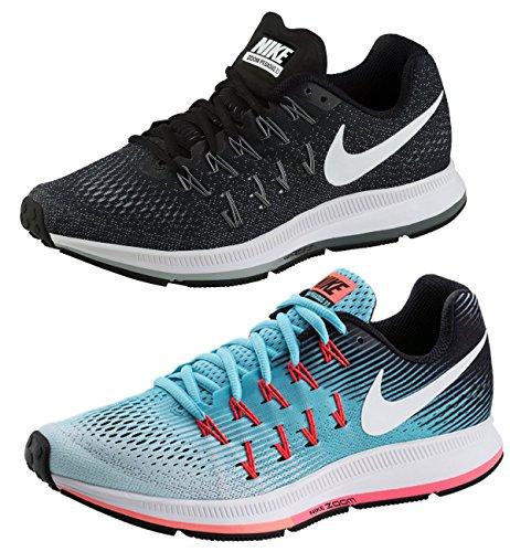 Nike Damen Wmns Wmns Wmns Air Zoom Pegasus 33 Laufschuhe Blau (Glacier Blau/Weiß)  [B01K0MDV2Q] d63789