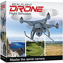 Great Planes GPMZ4800 RealFlight - Drón de vuelo con interlink Elite Mode 2 ediciones de juguete