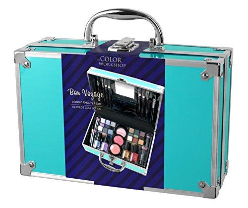 TCW Bon Voyage Travel Vanity Case , Turquoise