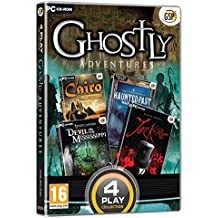 Image of 4 Play - Ghostly Collection (PC DVD) - Comparsion Tool