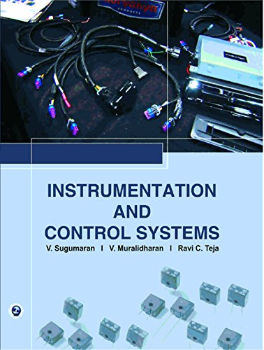 Instrumentation and Control Systems by [V Sugumaran, V Murualidharan, Ravi C Teja]
