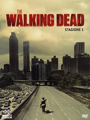 the walking dead - season 01 (2dvd) box set dvd Italian - Dead Box-sets Walking Dvds