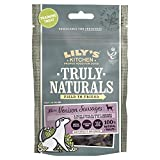 Lily's Kitchen Wirklich Naturals Mini Wildbret Würste Für Hunde (60g)