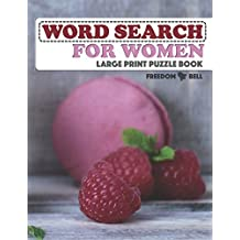 Word Search for Women Large Print Puzzle Book
