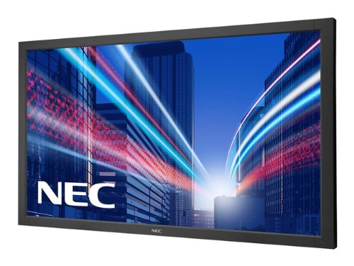 NEC Multisync V652-TM 165,1cm 65Zoll CCFL multitouch 16:9 1920x1080 60Hz analog+digital S-Video HDMI Speaker 2x10W 4000:1 450cd 8ms -