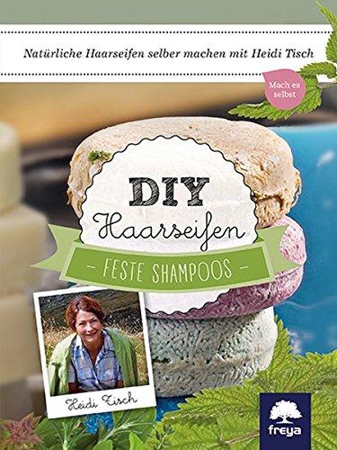 DIY Haarseifen: Feste Shampoos -