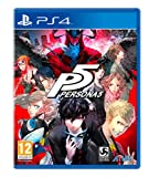 Persona 5 - PS4 Limited Steelbook Day One Edition - [PlayStation 4]