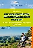 Die beliebtesten Wanderwege der Hessen: