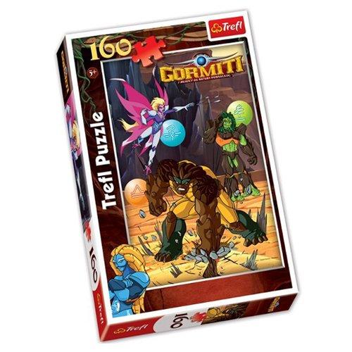 Trefl Puzzle To Fight Gormiti (160 Pieces)