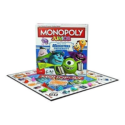 Monsters University Monopoly Junior Board Game