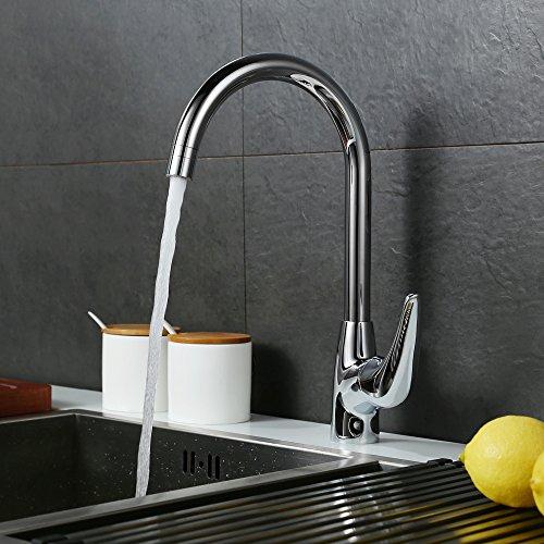 Desfau: 360 Grad drehbare Küchenarmatur - 2