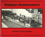 Reichsbahn-Dampflokomotiven hier kaufen