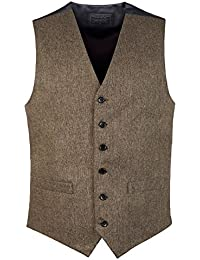 Lloyd Attree & Smith - Gilet - Homme marron marron taille unique