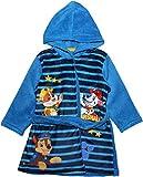 Paw Patrol Jungen Kinder Morgenmantel mit Kapuze Blau 3-4 Jahre