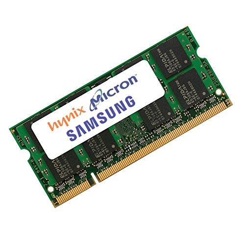 RAM 1GB Mo de mémoire Clevo D900T (DDR2-5300) - Extension d'occasion  Livré partout en Belgique