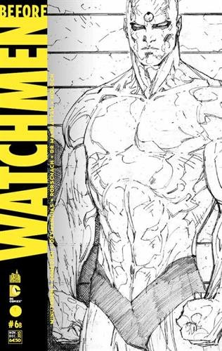 Before Watchmen 6 VC Jim Lee