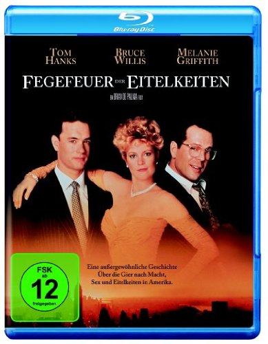 Fegefeuer der Eitelkeiten [Blu-ray]