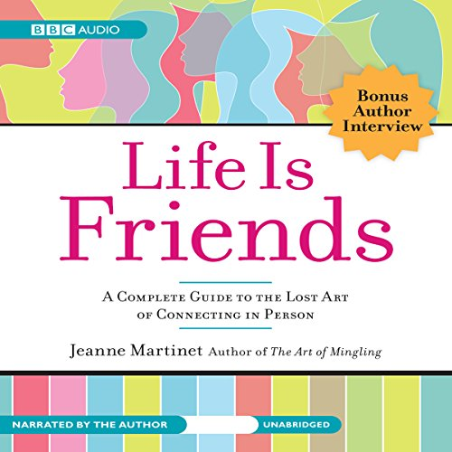 Life Is Friends  Audiolibri