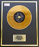 Everythingcollectible Rod Stewart/Mini Gold Disc Display/ÉDITION LIMITÉE/COA / The Best of Rod Stewart