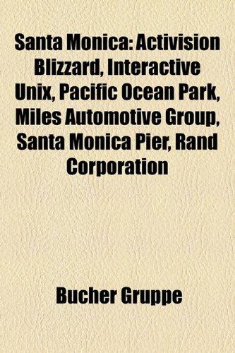 santa-monica-activision-blizzard-interactive-unix-pacific-ocean-park-miles-automotive-group-santa-mo