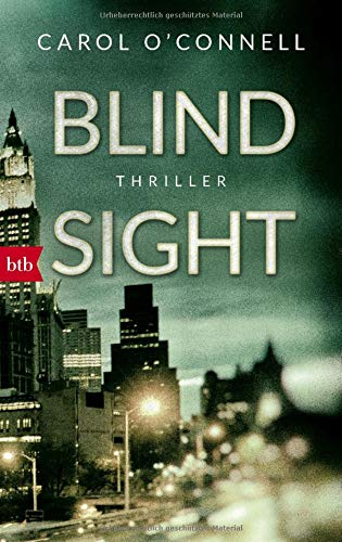 Carol O'Connell: Blind Sight