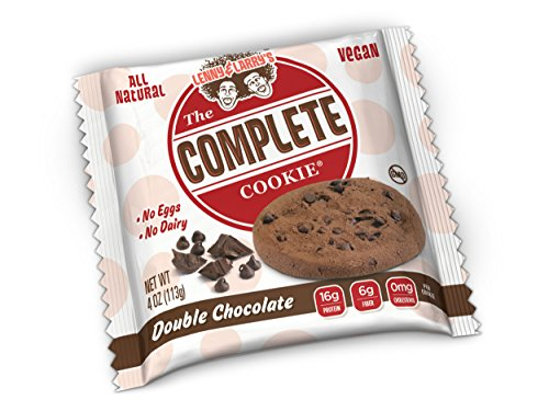 Lenny & Larry's 113 g The Complete Cookie Double Chocolate – Pack of 12