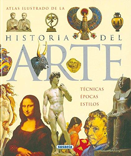 Atlas Ilustrado De La Historia Del Arte (T.D) por María Carla Prette