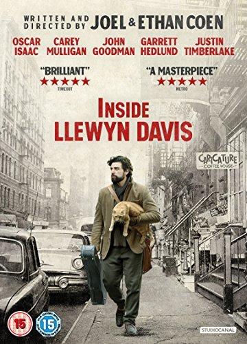 Inside Llewyn Davis [DVD] [2014] by Oscar Isaac