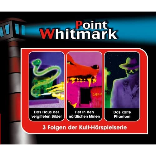 Point Whitmark - Hörspielbox Vol. II