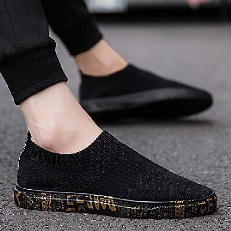 HCBYJ Calze scarpe scarpe scarpe Scarpe Casual da Uomo in Tela Scarpe Casual Volanti in Tessuto Traspirante Calzini Scarpe Pigro... | Funzionalità eccellenti  | Scolaro/Signora Scarpa  e91e14