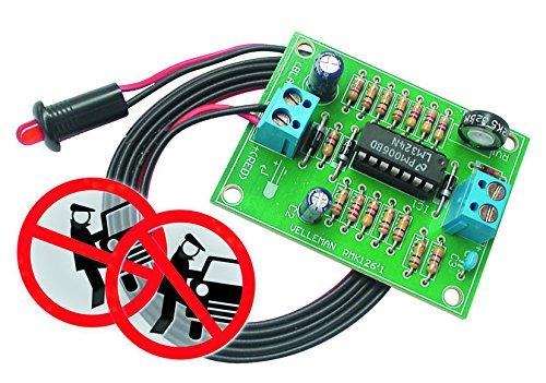 VELLEMAN - MK126 Minikits Auto Alarm Simulator 840267
