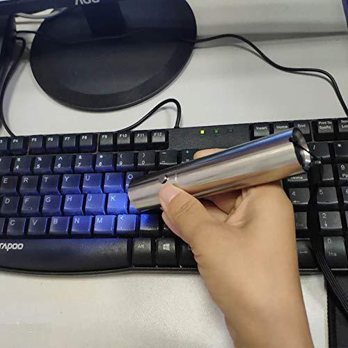 F-JX Portable Ultravioleta germicida de la lámpara UV Desinfección de Mano Plegable del Recorrido...