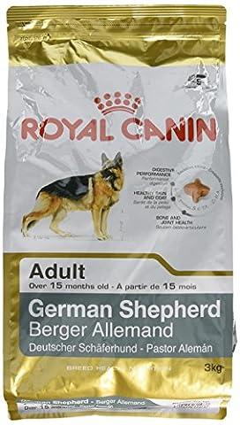 Royal Canin German Shepherd Adult Nourriture pour Chien 3 kg