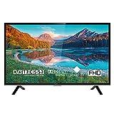 Thomson 32FD5526 80 cm (32 Zoll) Fernseher (Full HD, Smart TV, Triple Tuner) Schwarz