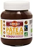 Alter Eco Pâte à Tartiner Noisettes Bio et Equitable 400 g