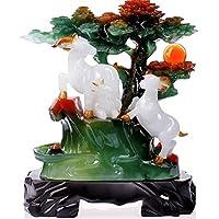 pengweiResina de la artesanía regalos creativos ovejas muebles para el hogar