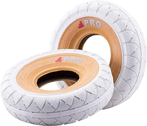 Rocker Street Pro Mini BMX Reifen-Set (Weiß)