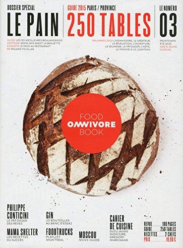 Omnivore Food Book - numéro 3 - Le pain (03)