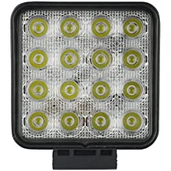 48W LED Car Work Light Auto Arbeitsleuchte Offroad Zusatzscheinwerfer Scheinwerfer Arbeitsscheinwerfer 12-24V Für Jeep, SUV, 4WD