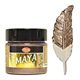 Viva Decor Maya Gold -Cappuccino- 45ml Metallglanz Farbe, Metallic Effekt