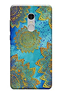 KanvasCases Premium Style Back Cover Case For Redmi Note 4