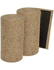 """SLACKWEAR protection des arbres """"SafetyTree"""" pour tous les Slacklines actuels, Beige qualité ressentie avec Velcro cousue. Fait à la main Slackline Accessoires - Individuelle prorogeable arbre saver"""