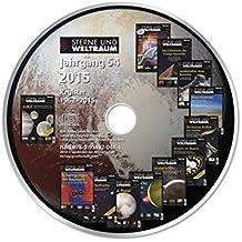 Sterne und Weltraum CD-ROM 2015: Jahrgang 2015